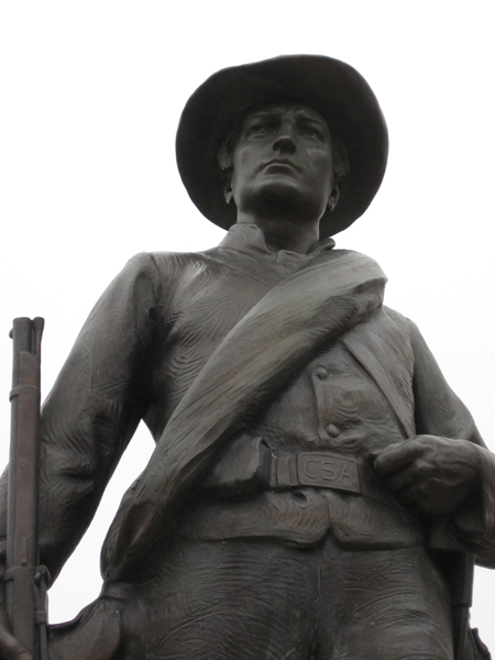 Confederate Memorial (Click to enlarge)
