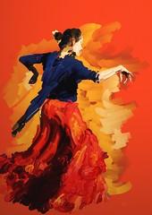 Flamenco On Fire (Pat McDonald) Tags: ballet espaa dance spain ballerina poland danse andalucia bale flamenco dans ballo intensity bailar gitana bailaora castanet andalus bailaoras christopherwalker diamondclassphotographer flickrdiamond theunforgettablepictures goldstaraward kunstplatzlinternational thegalleryoffinephotography closelyobservedcom