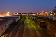 Old freight yard (jaeschol) Tags: switzerland sony zurich sbb zuerich freightyard a700 hardbruecke