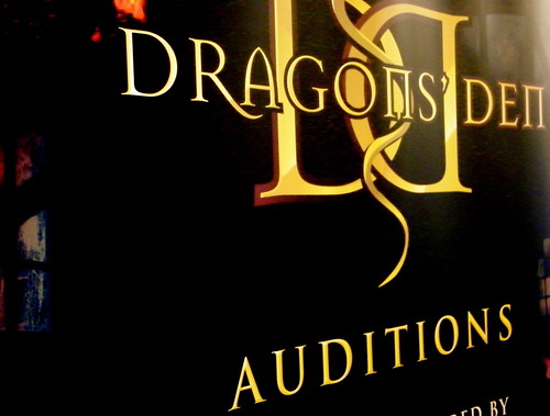 Dragons' Den Auditions