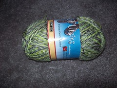 100_0563 (MrsLewis907) Tags: white green wool gray yarn cotton multi sockyarn toefootsies