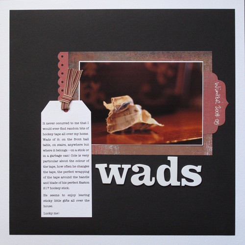 Wads #4