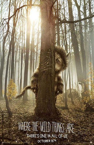 Trailer y dos pósters de 'Where the wild things are'