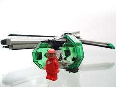 Glave Pilot (Uspez) Tags: lego starfighter voat