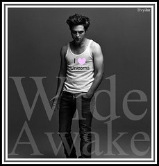 Wide Awake Tribute 4 (hvyilnr) Tags: unicorns wideawake robertpattinson fanfiction edwardcullen hvyilnr angstgoddess003 maturereading
