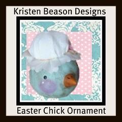 Kristen Beason Ornie door prize
