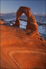 Utah's Icon (Vadim Balakin) Tags: usa utah sandstone archesnp jol delicatearch platinumheartaward platinumheartawards