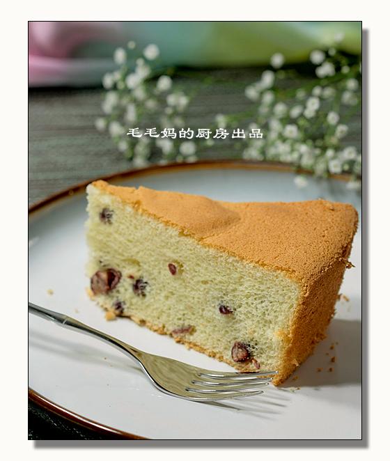 3438811394 f6465a96e1 o 蜜红豆戚风蛋糕