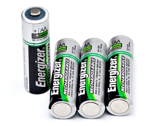 Energizer Rechargable Battery