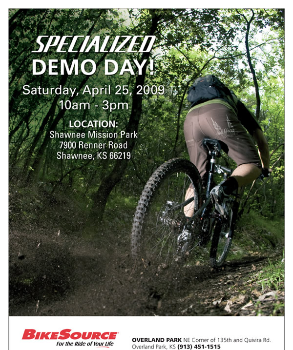 KC Specialized Demo Day!