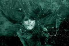 Unterwasser (Ísis Martins) Tags: wasser underwater sereia unterwasser debaixod´água