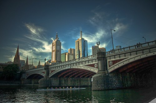 Princes Bridge [HDR]