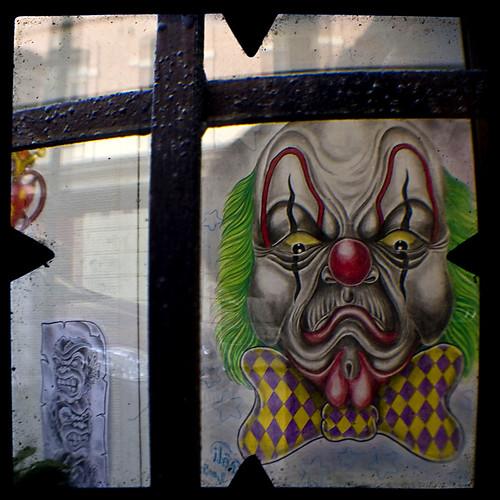 The Tattoo Clown