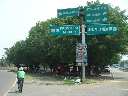 Yeah, frontera Mexico...