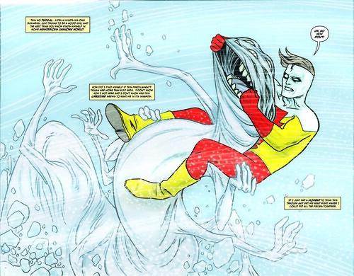 Madman Atomic Comics #15 pg 2-3