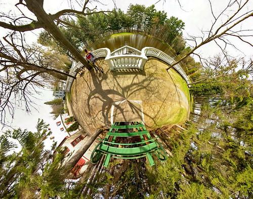 Étang du moulin de Tonnancour