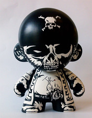 Captain Front (jonpaulkaiser) Tags: urban art toy toys designer zombie vinyl kidrobot pirate captain custom