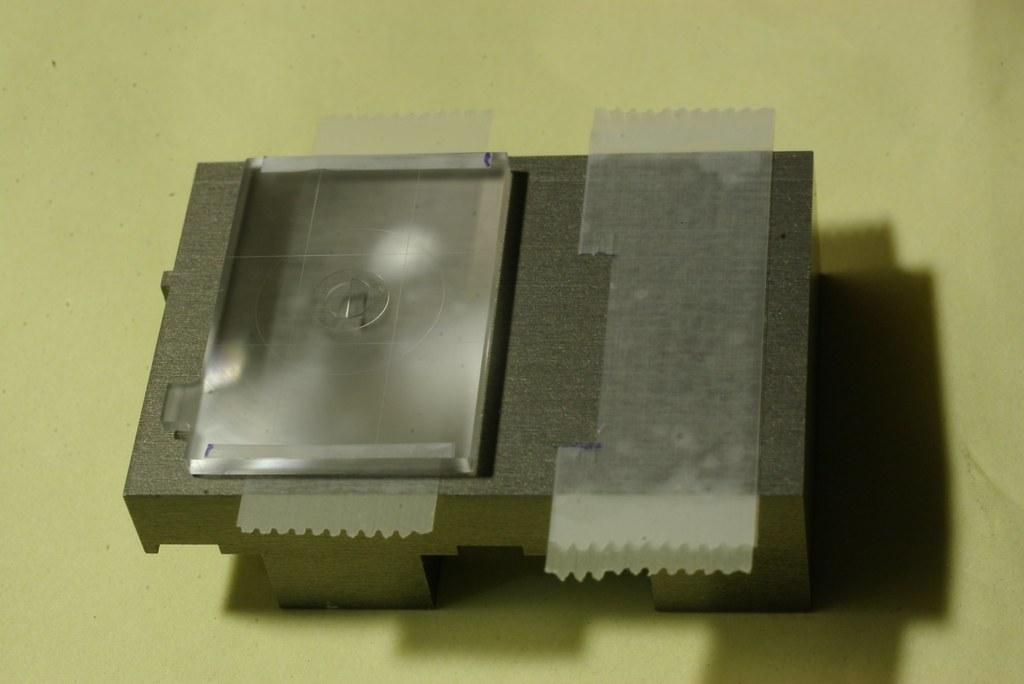 K3裂像對焦屏與移焦