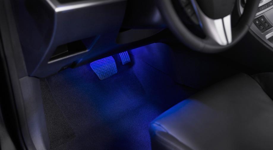 lighting system lights MAZDA3