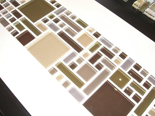 Ensuite feature tile