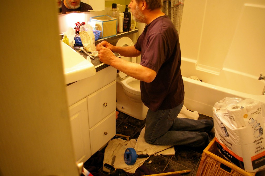 Toilet disasters.