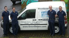 OvenGleam Oven Cleaning Team 2009