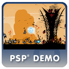 Patapon2 PSP game demo icon