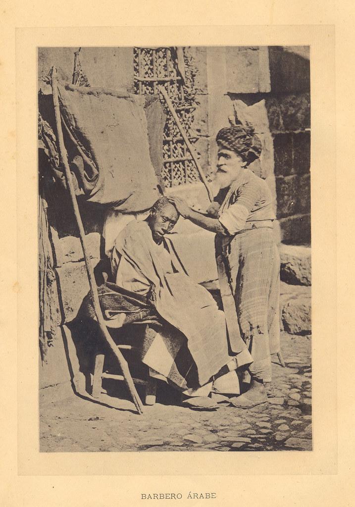 Barbero árabe