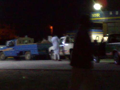 أزمة وقود في سيناء