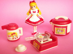 Kawaii Japanese Licca Doll Miniature Plastic Toy Kitchen Set TAKARA Japan Cute Girly Red (Kawaii Japan) Tags: pink red cute cup kitchen girl japan kids altered children asian toy japanese miniatures diy doll child tea girly crafts decoration craft mascot plastic pot tiny kawaii ribbon playhouse figures rare takara licca collectibles dollhouse zakka hardtofind hardtoget takaratomy dollhouseminiature