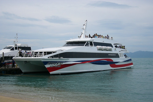 Koh Samui Lomprayah Newest catamaran3