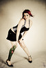 Really PinUp PinUp style. A