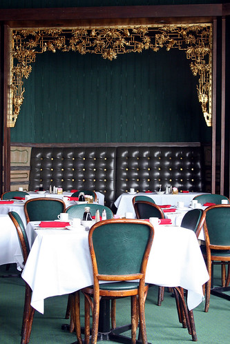 Empress of China Dining Room