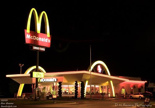 Muscle Shoals (AL) United States  city images : Retro McDonalds Muscle Shoals, AL a photo on Flickriver