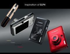 Inspiration of ELPH