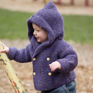Knitting Pattern For Toddler Duffle Coat : Ravelry: Duffle Coat pattern by Debbie Bliss
