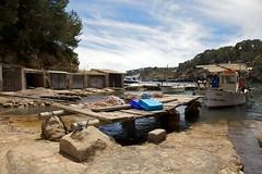 (Se Mo) Tags: fish marina fishing fishermen may ibiza mooring 2009 trawler ef2470mmf28lusm secluded