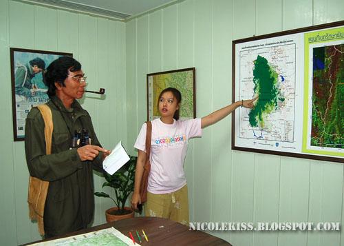 a famous thai explorer