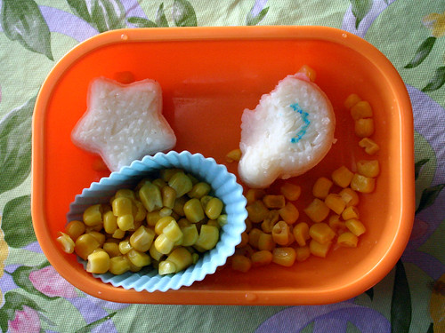 Preschool Bento #182: the aftermath