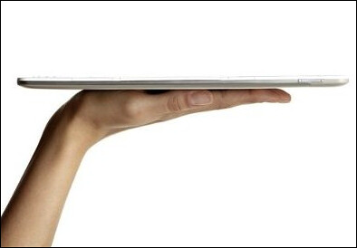 Apple Mac Tablet; Goodbye Kindle