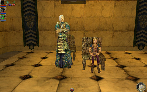 Advisor Kynos, Lord Kalrathia