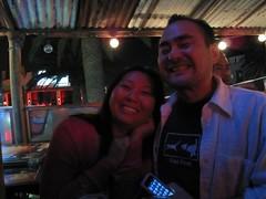 LIsa + Ed at FFFF (happeehappeedeb) Tags: hermosabeach memorialdayweekend may2009 lisaandchadvisit
