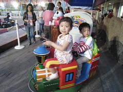 兒童樂園-小火車 (小兔萱) Tags: 圓山 兒童樂園