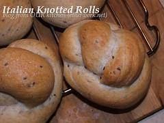 Italian Knot Bread (YS/BBB)