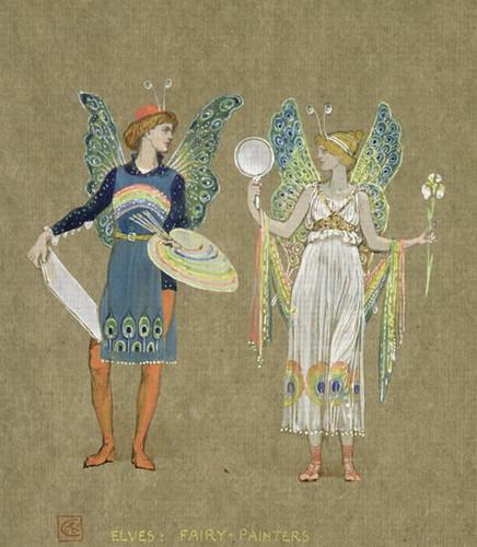 fairy painters