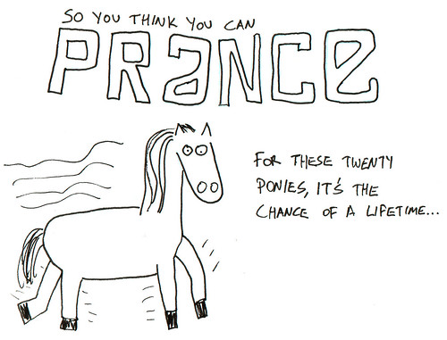 366 Cartoons - 114 - So You Think You Can Prance