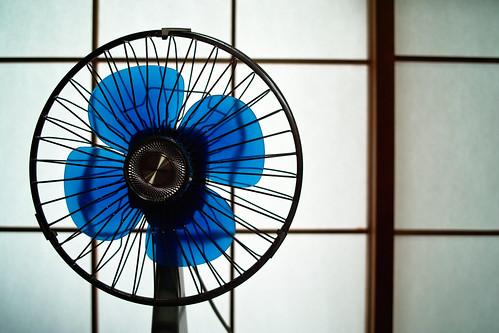 [フリー画像] 物・モノ, 家電, 扇風機, 201008010500