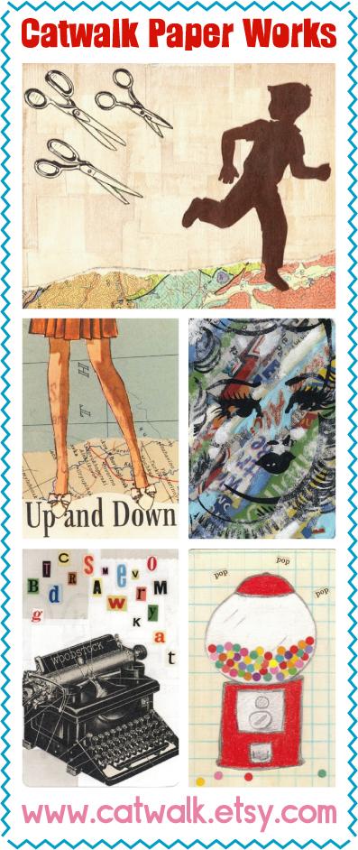 I <3 Catwalk Paper Works