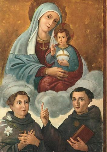 Madonna della Speranza, Giuliano di Roma (Frosinone)
