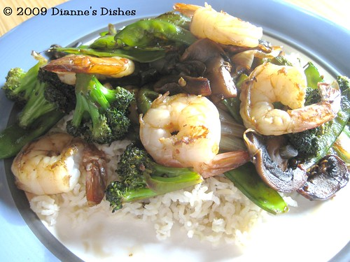 Better Bites: Stir Fry Two Ways: Shrimp